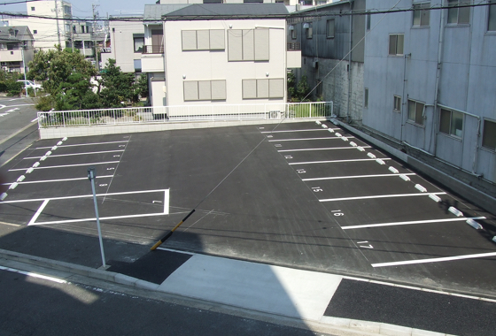 一般駐車場イメージ
